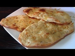 Recipe for Garlic Naan