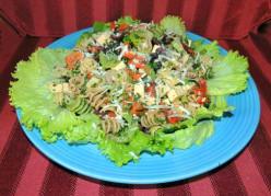 Pasta Salad Recipe - Veggie Style ♥