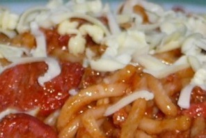 The Cheese Toppings of Pinoy_Spaghetti_Filipino_Special