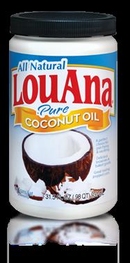 Pure Coconut Oil raises HDL levels