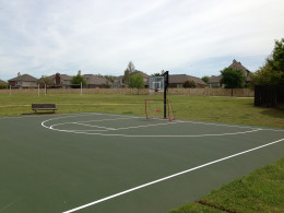 Avery Ranch Basketball Courts Cedar Park TX