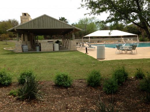 Avery Ranch Pool Cedar Park TX