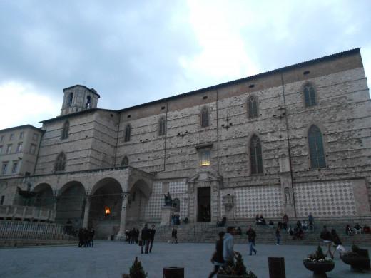 Cathedral of San Lorenzo, Perugia