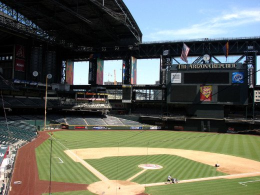 Where is Chase Field?