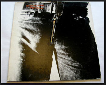"The Rolling Stones, ""Sticky Finger"""