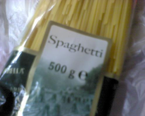 Arbella Spaghetti 500g