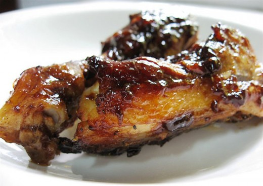 Oven Baked Barbecue Chicken recipe