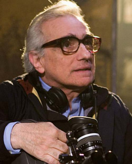 Martin Scorsese. My biggest inspiration.