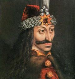 Vlad Tepes (Dracula) occupied the throne of Romanian Country (Wallachia) three times: 1448, 1456-1462 and 1476.