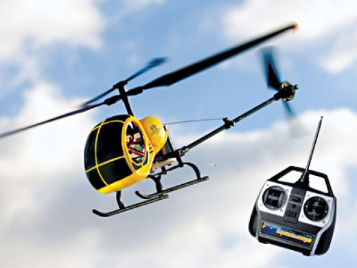Eagle Eye Radio controlled helicopter
