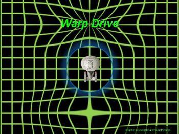 Warp Drive Simulation