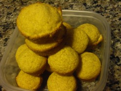 How To Make Cornbread Using My Corn Bread Baking Mix