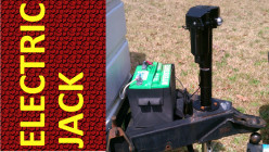 Electric Jack Easy Installation