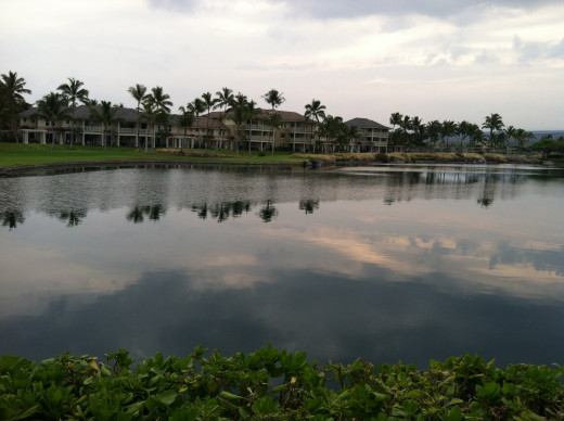 Man-Made Lake