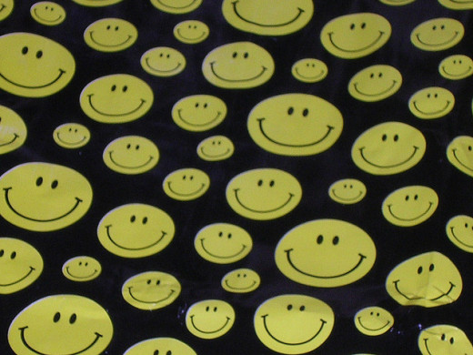 Smiley Faces Everywhere