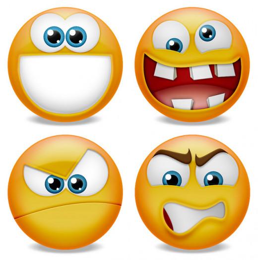 Very Animated emoticons