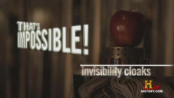 That's Impossible: Invisibility Cloak