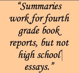 essays theme