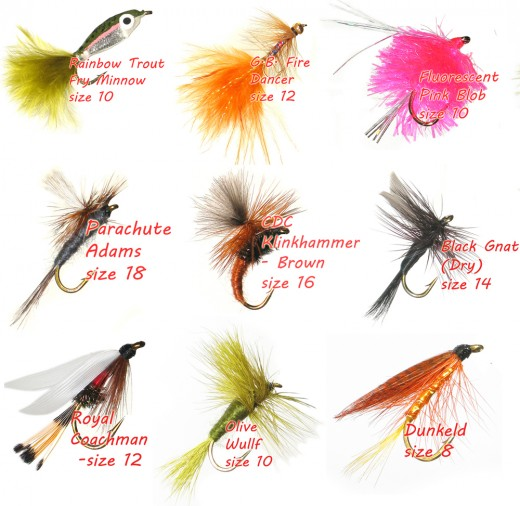 fly fishing flies from kenya | hubpages, Fly Fishing Bait