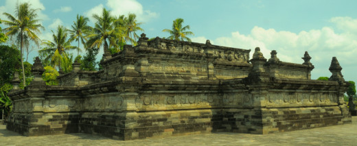 Penataran or Panataran (Indonesian: Candi Penataran) is Hindu temple complex in East Java, Indonesia, located roughly 10 km north of Blitar.