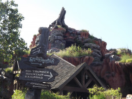 Splash Mountain, Walt Disney World