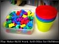 Fine Motor Skill Work Activities for Children