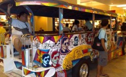 Experience the ride of jeepney only in Asia