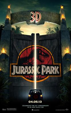 Jurassic Park 3-D