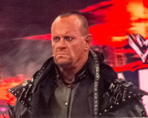 The Undertaker, 2012