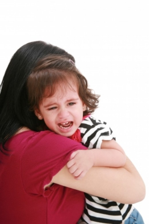 Divorce can have negative effects on your child.