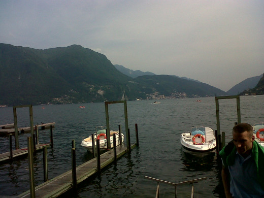 Lugano, Switzerland, Travel locations