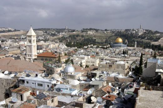 Jerusalén Ciudad