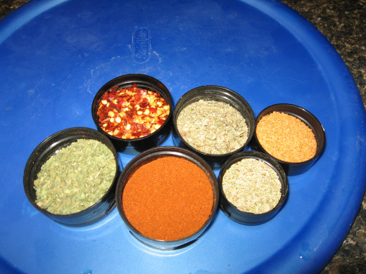 Fajita Seasoning - make your own!
