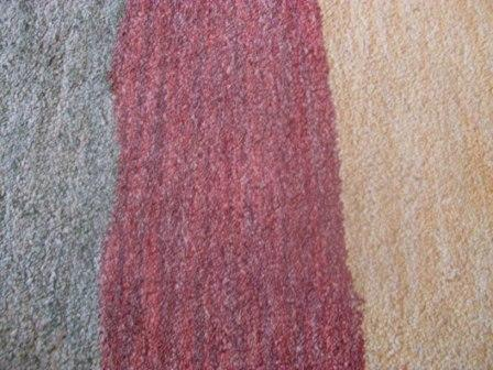 Multicolor rugs or striped rugs