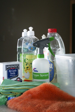 Green Cleaning: Ways to Clean Your Home Without Chemicals