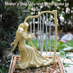 DIY Handmade Mother's Day Gifts and Decorations to Make