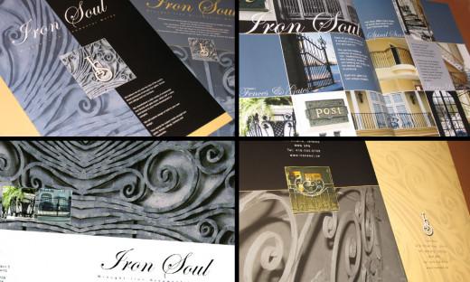Construction Company Brochure Design Sample