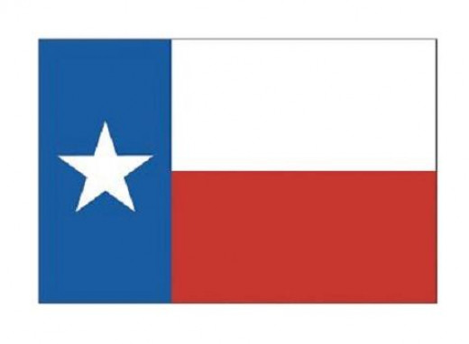 The Texas Flag.