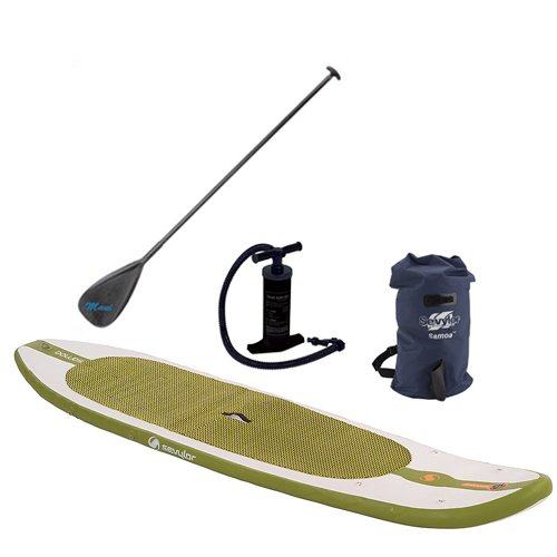 "Sevylor Samoa Standup Paddleboard Set with 80"" Paddle"
