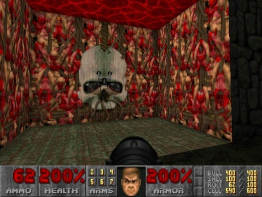 And Doom II: Hell on Earth.