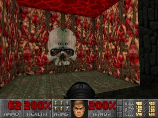 And Doom II: Hell on Earth.