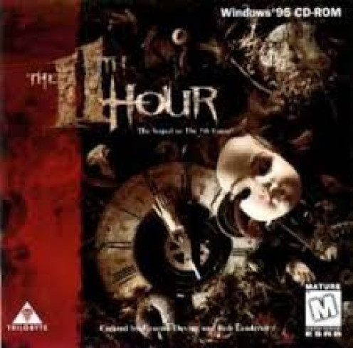 11th Hour was a puzzle, point and click horror video game. The game features lots of full motion video scenes.