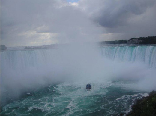 Niagara Falls, ON, Canada~
