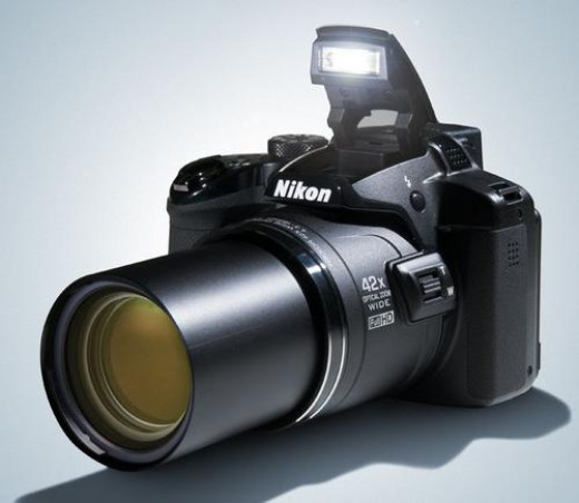 Nikon Coolpix P510: Wow! Now that's what I call a superzoom.