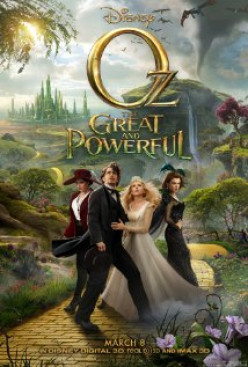 Movie Review: Oz the Great and Powerful 3D (2013)