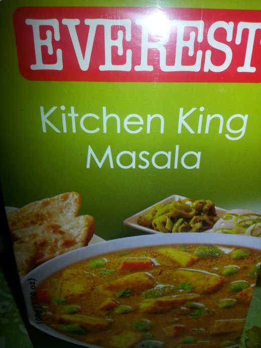 Kitchen King Spice