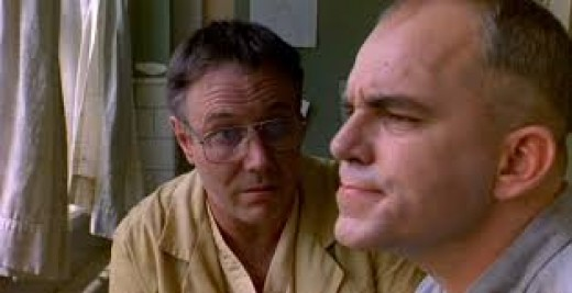 Billy Bob Thornton did a masterful job portraying a mentally unstable character in the movie Sling Blade.