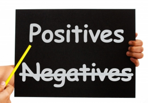 Do you really want to be as negative as what they are?