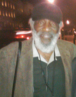 Dick Gregory lost a lot of weight on a fast. He also ran for president of the United States.