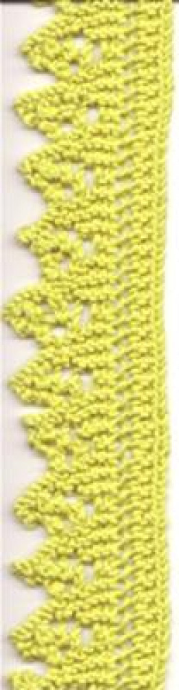 Easy Lace Edging Knitting Pattern : How Do I Knit Lace Edgings